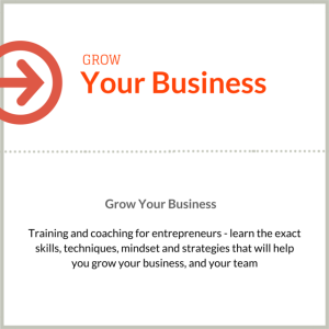 grow your business, business coach consultant