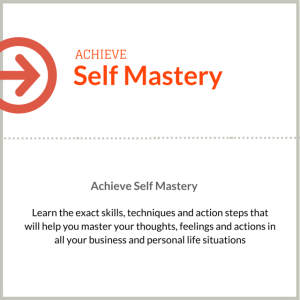 self mastery for business, business coach consultant